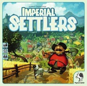 Imperial Settlers ist das neue Kennerspiel von Pegasus und erscheint im ersten Halbjahr 2015