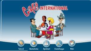 Die App zum Brettspiel Cafe International