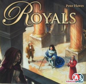 Royals ist bei Abacus Spiele erschienen und kostet rund 32 Euro