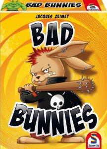 Bad Bunnies ist ein einfaches Kartenspiel von Schmidt Spiele