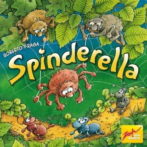 Spinderella von Zoch ist das Kinderspiel des Jahres 2015