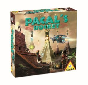 Neuerscheinung zur Spiel'15: Pascal's Rocket von Günter Burkhardt