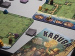Mit Karuba präsentierte Haba eines von drei neuen Familienspielen