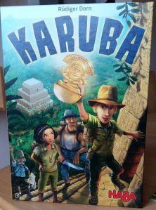 Karuba ist ein einfaches Legespiel für Spieler ab 8 Jahren