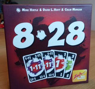 8*28 ist ein nettes, kleines Game für Zwischendurch mit Zockerpotenzial