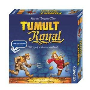 Tumult Royal ist das erste gemeinsame Vater-Sohn-Projekt von Klaus und Benjamin Teuber