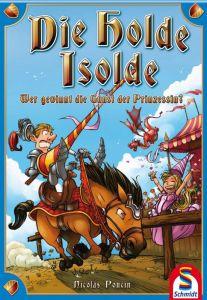 """Die Grafik von """"Die holde Isolde"""" ist sehr hübsch und das Spielmaterial sehr wertig"""