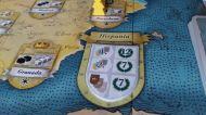 Am Ende des Spiels gibt es nochmals kräftig Siegpunkte für die Mehrheit bzw. ob man in allen Königsstädten einer Region vertreten ist