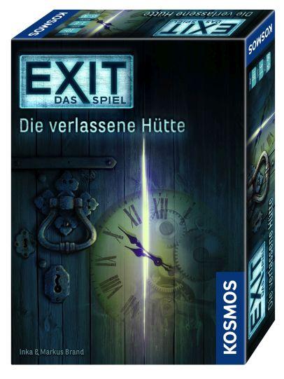 Exit - Das Spiel wird ab September im Handel zur Verfügung stehen