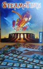 Steam Time von Rüdiger Dorn ist bei Kosmos erschienen und kostet rund 30 Euro