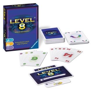 Level 8 ist im Juli bei Ravensburger erschienen