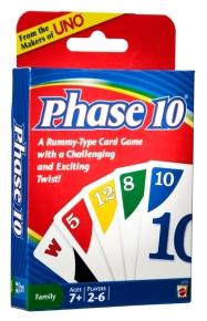 Phase 10 ist nach Uno das meistverkaufte Spiel weltweit