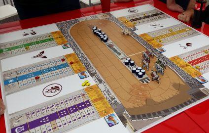 Chariot Race ist ein antikes Wagenrennen