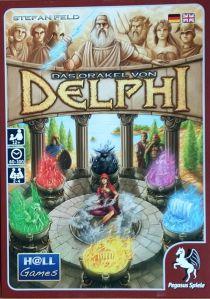 Delphi heißt das neue Stefan-Feld-Spiel