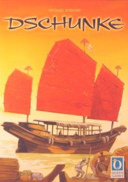 2001 ist das Spiel von Michael Schacht unter dem Namen Dschunke erschienen