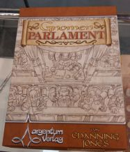 ...sowie das Gnomenparlament.
