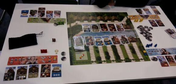 Bei Eggert gab es neben Jorvik, einer Neugestaltung des Spiels Die Speicherstadt,...