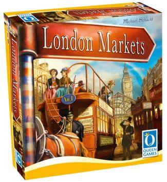 Gleiches Spiel, neues Thema: London Markets führt nach London