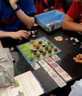Zochpräsentierte gleich 3 große Spiele, darunter das taktische Bauspiel Kilt Castle