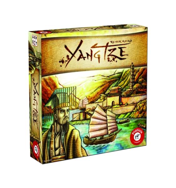 Yangtze ist bei Piatnik erschienen und kostet rund 26 Euro