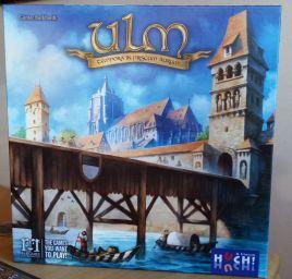 Ulm von Günter Burkhardt überzeugt auch grafisch