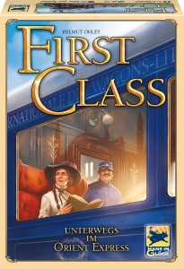 Bei First Class bauen wir möglichst noble Züge, um die Gäste komfortabel nach Konstantinopel zu fahren