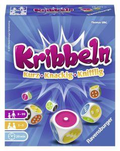 Kribbeln von Ravensburger ist für 2 bis 5 Spieler und kostet ca. 12 Euro