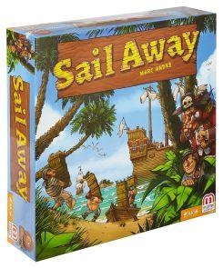 Sail Away ist ein Familienspiel mit schöner Grafik...