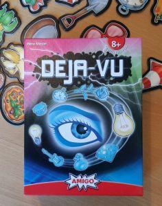 Deja-Vu von Heinz Meister fordert das Gedächtnis und die Reaktionsschnelligkeit
