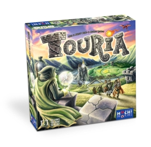Touria ist für 2 bis 4 Spieler ab 10 Jahre geeignet