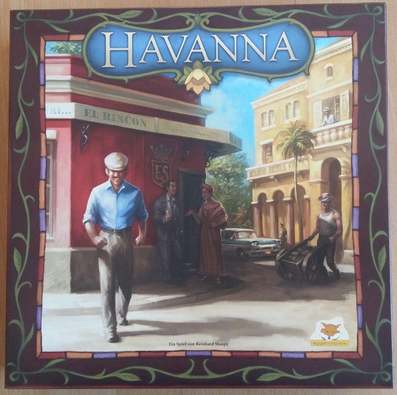 Havanna ist schon etwas älter, das tut dem Spielspaß aber keinen Abbruch