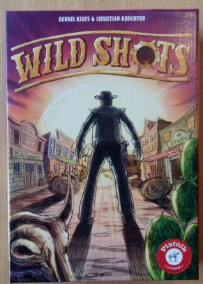Wild Shots ist bei Piatnik erschienen und kostet 9 Euro