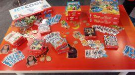 Neben dem Gewinner des Deutschen Kinderspielepreises Icecool gibt es wieder viele neue Kartenspiele bei Amigo