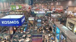 Viel los in Halle 3. Der Veranstalter erwartet 172000 Besucher an den vier Messetagen.