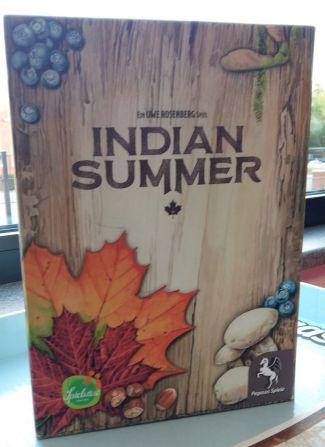 Indian Summer in der Musterversion. Das fertige Spiel gibt es in Essen.