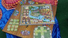 Rajas of the Ganges ist das neue Worker Placement-Spiel von Huch