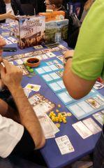 Mit Trans Atlantic hat auch PD ein neues Spiel auf der Messe