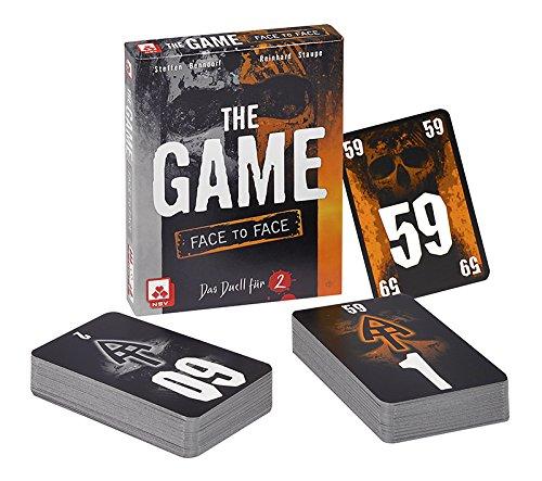 Face to Face ist die Duell-Variante von The Game