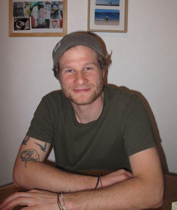 Jürgen Loth ist einer der Mitgründer des Mogel Verlages