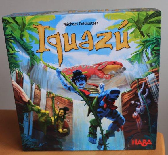 Iquazú von Michael Feldkötter ist bei Haba erschienen