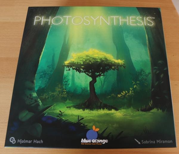 Photosynthesis ist ein einfaches, aber unspektakuläres Entwicklungsspiel von Hjalmar Hach