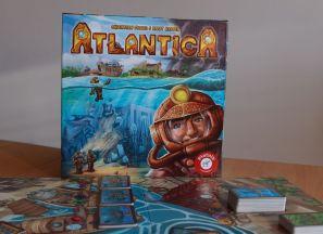 Atlantica von Christian Fiore und Knut Happel eignet sich für 2-5 Spieler ab 8 Jahre