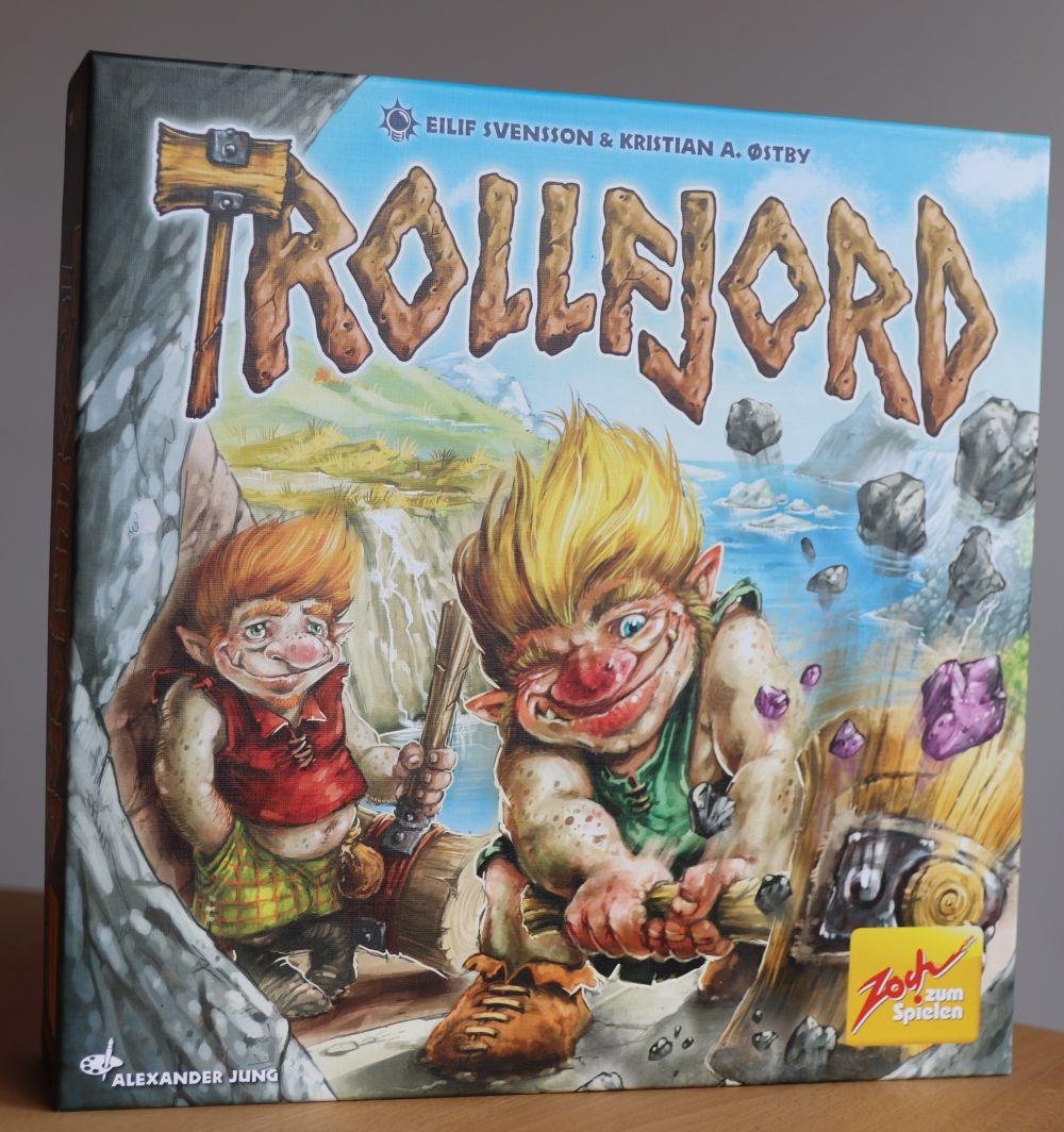 Schachtel Trollfjord